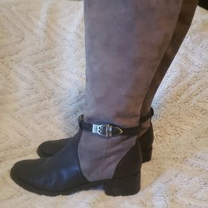 Etienne Aigner riding boots
